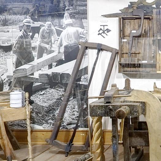 Holzverarbeitendes Handwerk