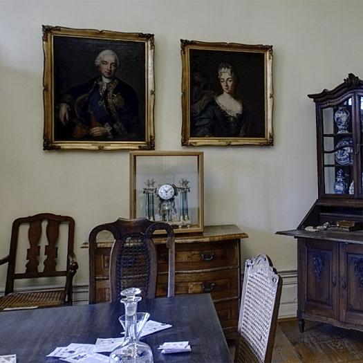 Höfisches Barockzimmer